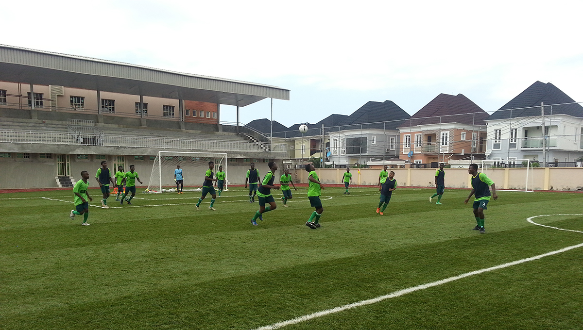 Football Academy New Hall International School Lekki