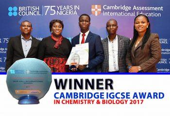 IGCSE AWARD2