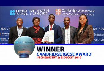 IGCSE AWARDSM